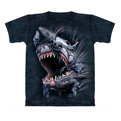 Breakthrough Shark Youth's Tee Shirt 43-1517330
