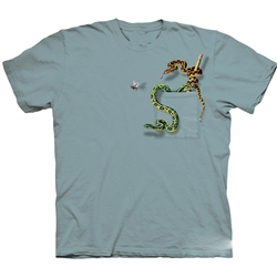 Snake Pocket Youth's T-Shirt 43-1520500