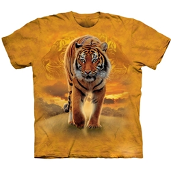 Rising Sun Tiger Youth's T-Shirt 43-1522880