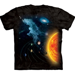 Solar System Youth's T-Shirt 43-1531260