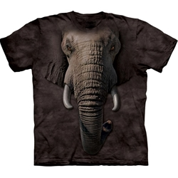 Elephant Face Youth's T-Shirt 43-1532600