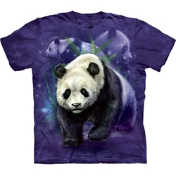Panda Collage Youth's T-Shirt 43-1533220