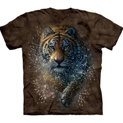 Tiger Splash Youth's T-Shirt 43-1533270