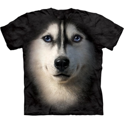 Siberian Face Youth's T-Shirt 43-1533370