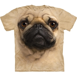 Pug Face Youth's T-Shirt 43-1533690