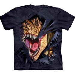 T-Rex Tearing Youth's T-Shirt 43-1534200