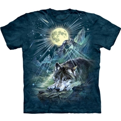 Wolf Night Symphony Youth's Tee Shirt