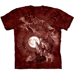 Wolf Moon Concert Youth's Tee Shirt