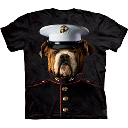 Bulldog Marine Youth's Tee Shirt 43-1534870