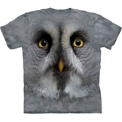 Great Grey Owl Youth's Tee Shirt