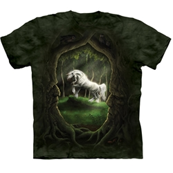 Unicorn Glade Youth's Tee Shirt