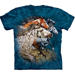 Find 13 Horses Youth's Tee Shirt