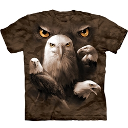 Eagle Moon Eyes Youth's Tee Shirt 43-1535750