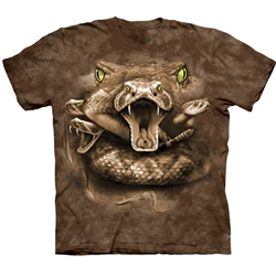 Snake Moon Eyes Youth's Tee Shirt 43-1535760