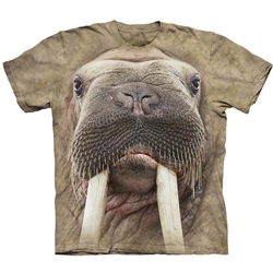 Walrus Face Youth's Tee Shirt 43-1536130
