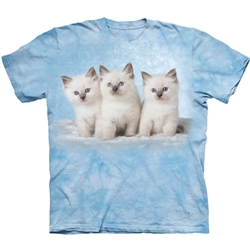 Cloud Kittens Youth's Tee Shirt 43-1581700