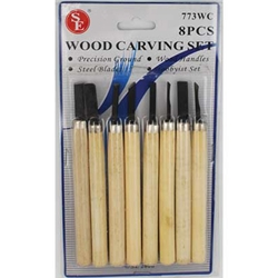 Candle Carving 8 Piece Set 45-CCARS