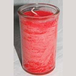 Fifty Hour Pink Jar Candle 45-CV50PI