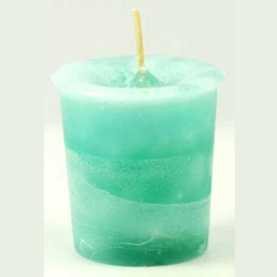 Scented Votive Candle - Rosemary 45-CVCROS