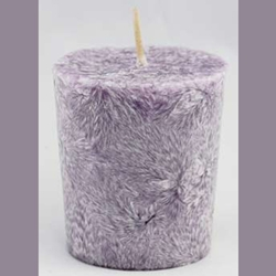 Palm Oil Votive Candle - Lavender 45-CVSPLV