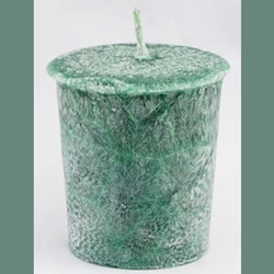 Palm Oil Votive Candle - Patchouli 45-CVSPPT