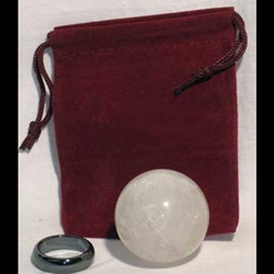 Psychic Ability Divination Set with Pouch 45-FCPSY