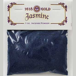 Blue Jasmine Powdered Incense 45-IP16BJ