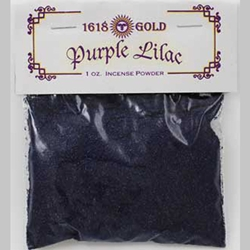 Purple Lilac Powdered Incense 45-IP16PL