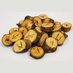 Natural Elder Rune Set 45-RRELD