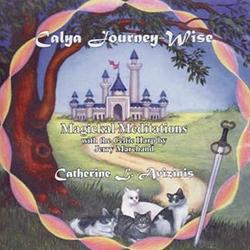 Calya Journey-Wise, Magickal Meditations CD 45-UCALJOU