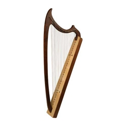 EMS Gothic Harp, With 29 Strings