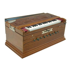 Harmonium, Scale Changer Fixed  47-HMSC
