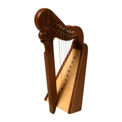 Parisian Harp, 8 String  47-HP08