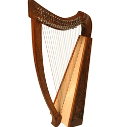 Heather Harp TM, 22 Strings 47-HTHA