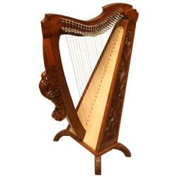 Woodlands Harp TM, 26 Strings 47-HWL26