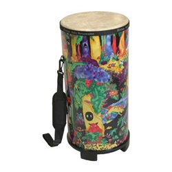 Remo Tubano 10-by-22-Inch - Rain Forest