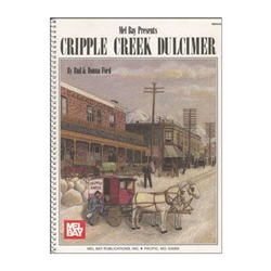 Mel Bay's Cripple Creek Dulcimer Book 47-LDCC