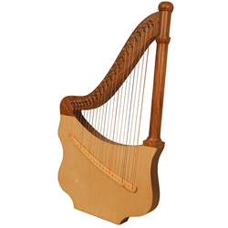 Lute Harp 47-LUTH