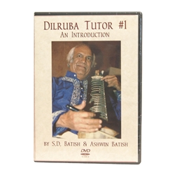 Introduction to Dilruba the Indian Harp, DVD 47-VBD1