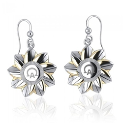 Alpha And Omega Earrings 52-MER513