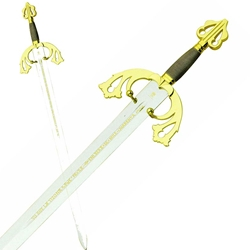 Deluxe El Cid Tizona Sword by Marto 56-M505