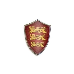 Miniature Richard the Lionhearted Shield by Marto 56-M5282