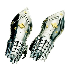 Deluxe 16th Century Spanish Gauntlets by Marto