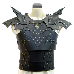 Dark Knight Cuirass and Pauldrons 61-1104