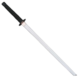 Braided Leather Ninja Sword 62-2035