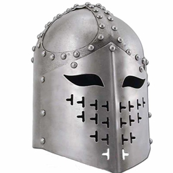 Knights Heavy Spangenhelm2503