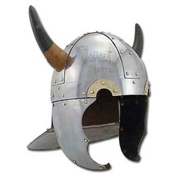 Fantasy Viking Horned Helmet 62-8105