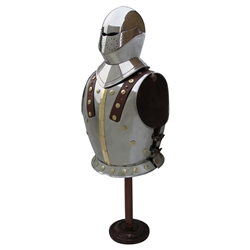 Classic Medieval Armour Set 62-8194