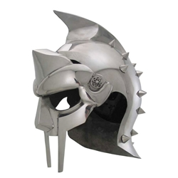 Deluxe Spiked Gladiator Helm 62-8227