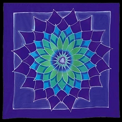 Star Lotus Wall Hanging 63-1